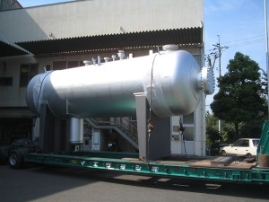 高圧ガス保安法 特定設備