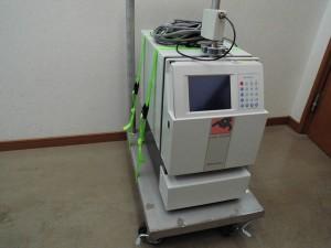 高感度ヘリウム漏れ検出装置