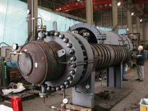 高圧熱交換器